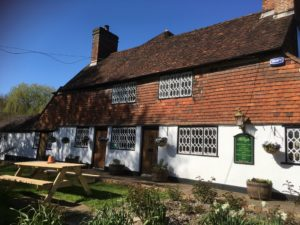 Eat Around Tonbridge the plough at leigh