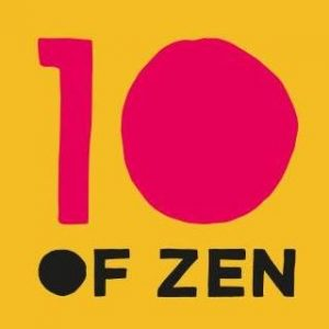 Ten of zen